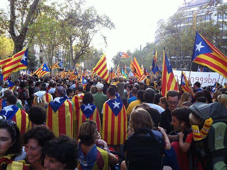Catalonia an EU concern. 'Regions' proposed for EU!