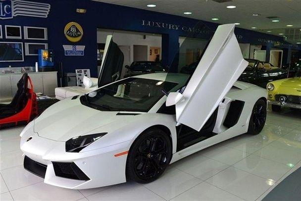 Lamborghini Aventador Price On Request for Sale in Pompano Beach, Florida Classified | AmericanListed.com