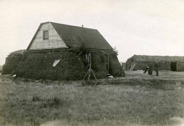 Sod and Frame House near Kerrobert | saskhistoryonline.ca