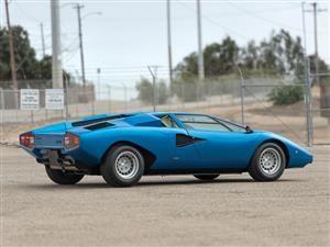 Used 1976 Lamborghini Countach LP 400 'Periscopio' for sale in Ontario   Pistonheads