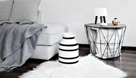 10 ideas deco escandinavas para al más puro estilo nórdico, ¡no esperes más para darle un giro a la decoración de tu salón!