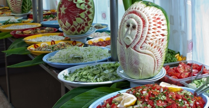 Watermelon Art ;)