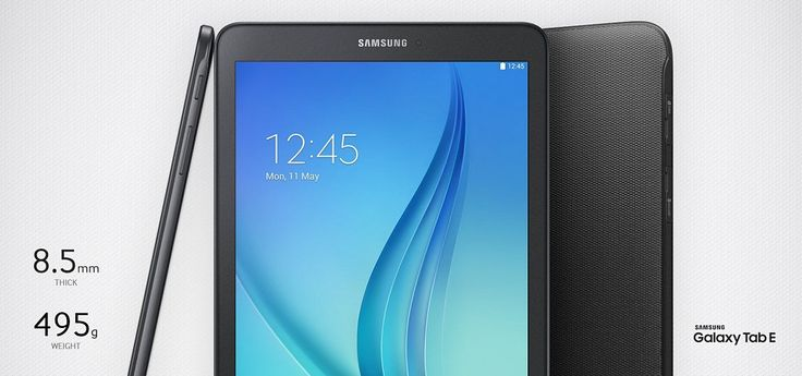 Samsung Galaxy Tab E 9.6 Price in Pakistan with Review