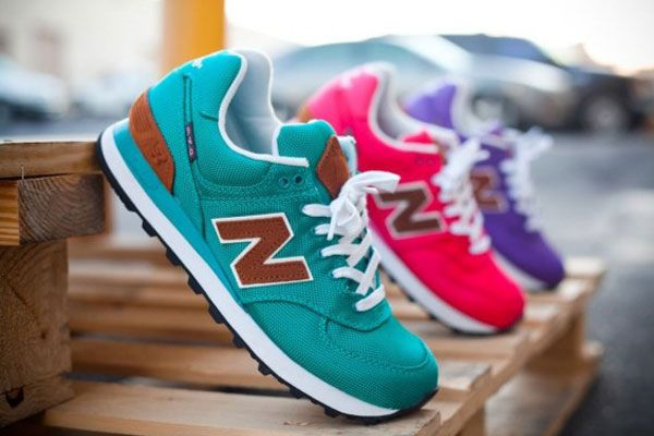 New Balance Women Shoes. In every color.