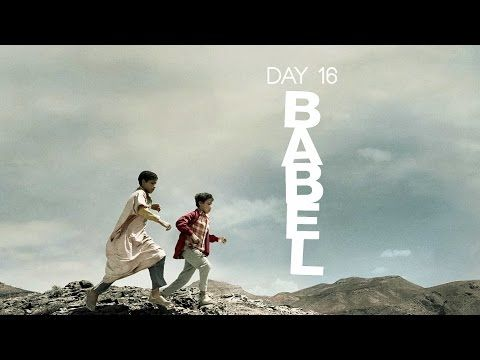 Babel Movie Review and Film Discussion as heard on The Cutting Room Movie Podcast. Like us on Facebook: https://www.facebook.com/pages/The-Cutting-Room-Fan-P...