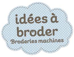 idées broderies machines