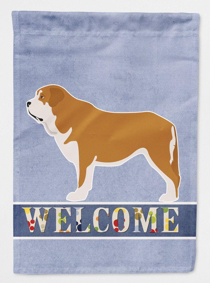 Mastin Epanol Spanish Mastiff Flag Garden Size BB8349GF