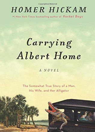 book cover of   Carrying Albert Home