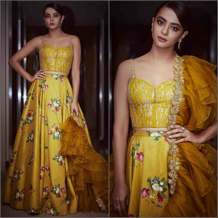 "1,400 Likes, 8 Comments - Pritham's Bolly Fashion Fiesta (@bollyfashionfiesta) on Instagram: "" @SurveenChawla for Designer @MahimaMahajanOfficial at Day 3 Lakme Fashion Week Summer/Resort…"""