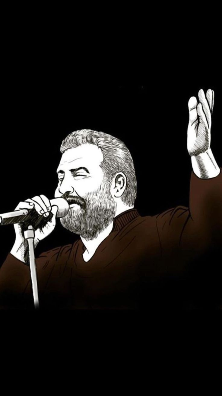 Ahmet Kaya Arka Plan Walpaper Kaya Resimleri Unlulerin Karikaturleri Nadide Fotograflar