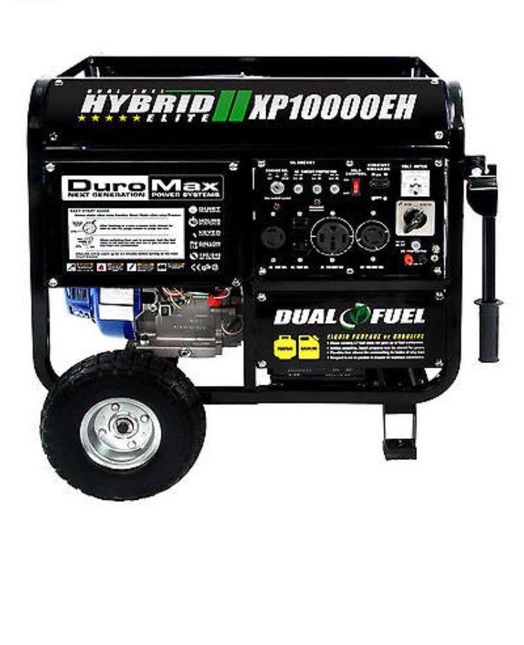 http://picxania.com/wp-content/uploads/2017/08/duromax-10000-watt-hybrid-dual-fuel-portable-gas-propane-generator-rv-standby.jpg - http://picxania.com/duromax-10000-watt-hybrid-dual-fuel-portable-gas-propane-generator-rv-standby/ - DuroMax 10000 Watt Hybrid Dual Fuel Portable Gas Propane Generator - RV Standby -       Item specifics     Condition:        New: A brand-new, unu