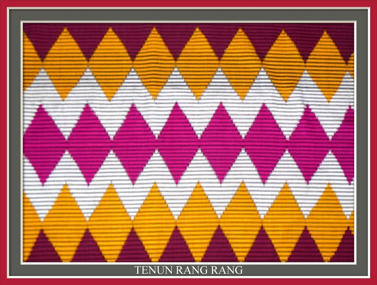 Tenun Rang Rang