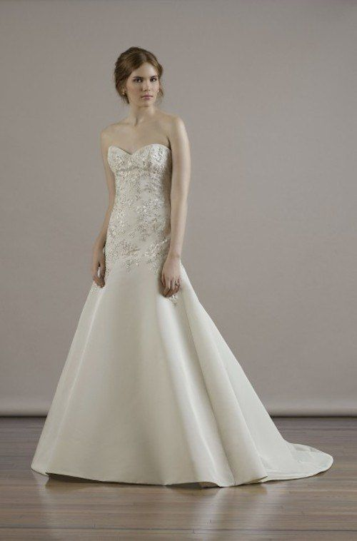 Classic elegance for the effortlessly chic bride. Fall 2015 Liancarlo Wedding Dresses