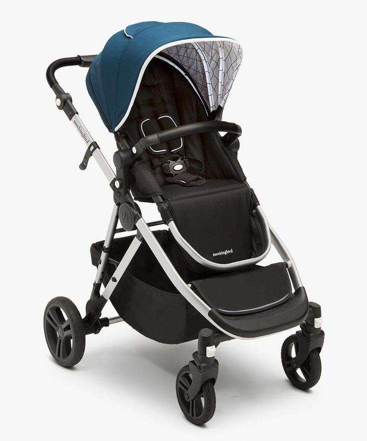 Mockingbird SingletoDouble Stroller in 2020 Double