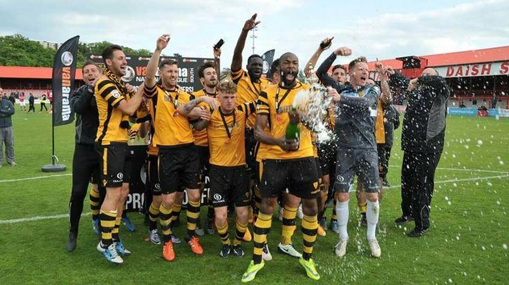 Play off winners 2016