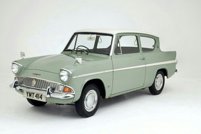Ford Anglia - ( http://www.beaulieu.co.uk/attractions/national-motor-museum/motor-collection)