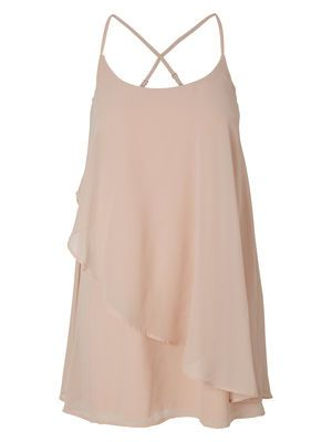SUPERPOSITIONS MINI-ROBE, Rose Dust (35€)