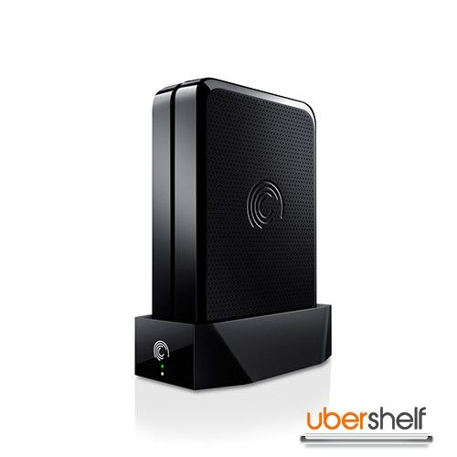 Seagate GoFlex Desk 1.0TB External HDD