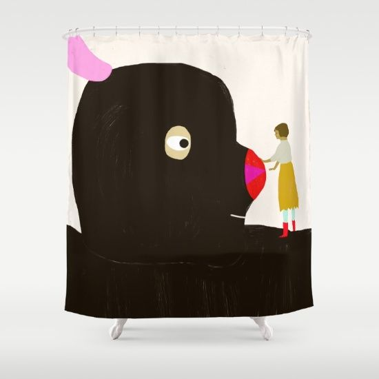 Friends will be friends Shower Curtain