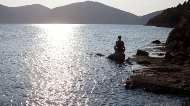 Yoga & detox in your own private island getaway | Private Island Yoga Retreat #Greece, Unique Yoga experience | Combadi #yoga #detox #sea
