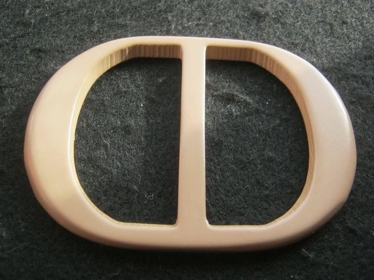 5 Stück Große Braune Gürtelschnallen ohne Dorn,Qval,ca.87/64 mm,steg ca.52 mm,Neu,Lübecker Knopfmanufaktur von Knopfshop auf Etsy