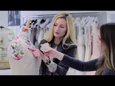 InŽi Couture | Dress Making Of - https://www.youtube.com/watch?v=PocZ_OLBJnI
