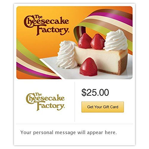 19 FREE Cheesecake Factory Recipes!