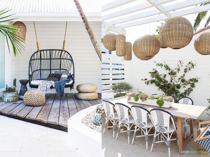 326 best terrazas patios y balcones images on pinterest - Decoracion de balcones ...