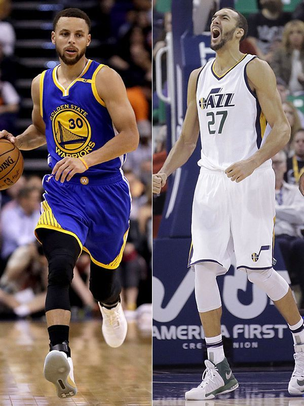 Utah Jazz Vs. Golden State Warriors Live Stream — Watch Game 2 Of The NBA Playoffs