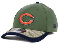 Find the Chicago Bears New Era Olive/Camo New Era NFL Salute to Service 39THIRTY Cap & other NFL Gear at Lids.com. From fashion to fan styles, Lids.com has you covered with exclusive gear from your favorite teams.