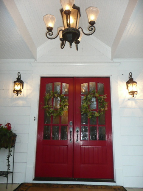 Double Front Doors White 188 best fabulous front doors images on pinterest | front door