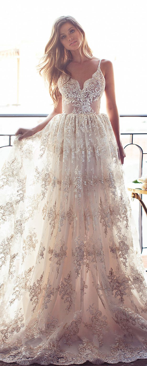 best white board images on pinterest romantic wedding gowns