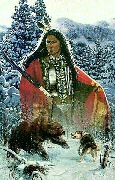 Native Americans spiritual
