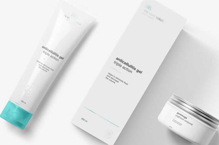My Care Solution on Packaging of the World - Creative Package Design Gallery