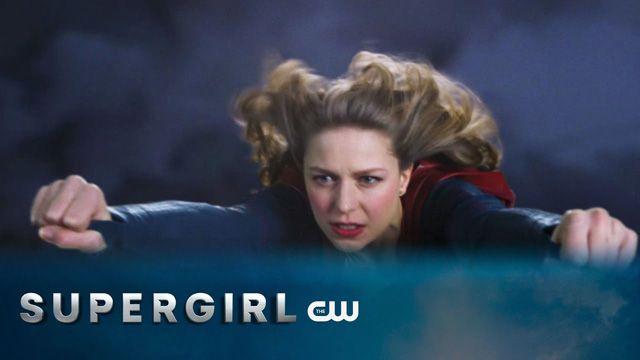 The Supergirl Exodus Trailer