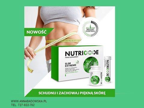 NUTRICODE - suplementy diety