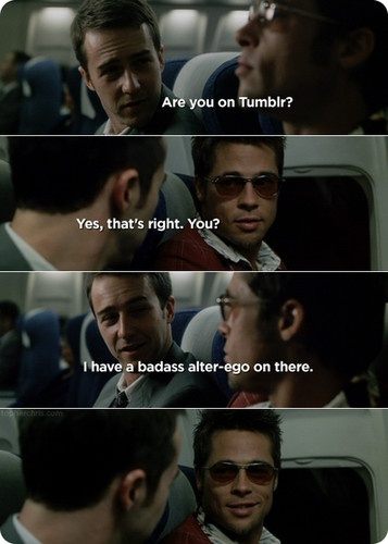 Fight Club Tumblr