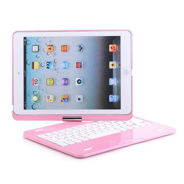 Cooper Kai S360 Clamshell Keyboard Case for Apple iPad Air