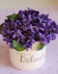table violette (table des mariés)