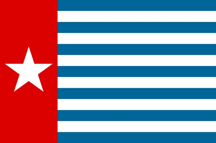 Happy Indepedence Day Papuan