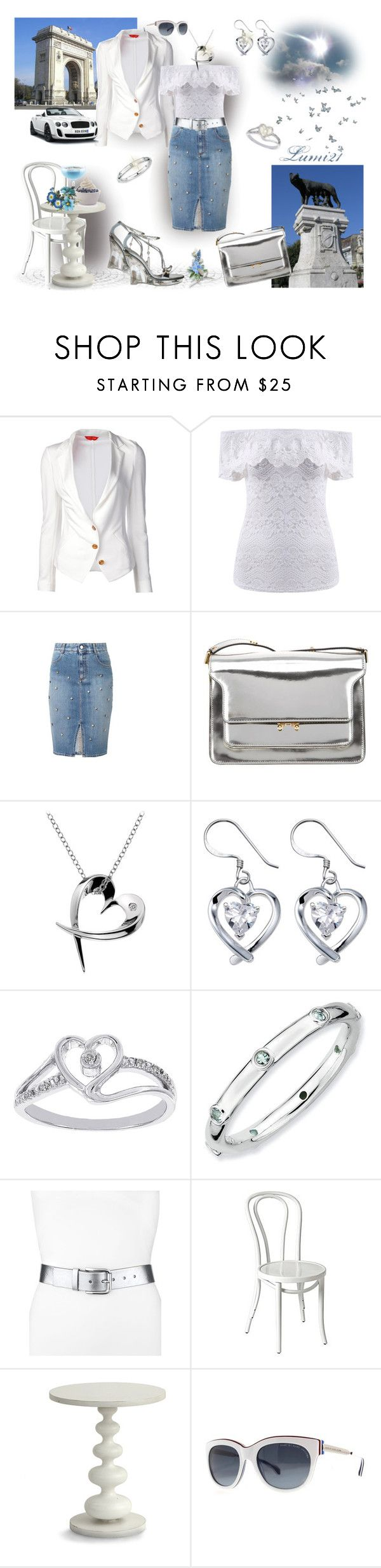 """a walk in Bucharest!"" by lumi-21 ❤ liked on Polyvore featuring Vivienne Westwood Red Label, STELLA McCARTNEY, Azzaro, Marni, Hot Diamonds, Modern Bride, Expressions, Neiman Marcus, Redford House and Disney"