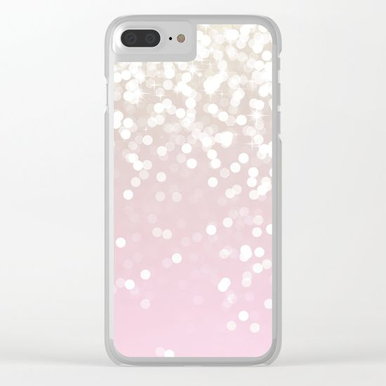 Shop clear iPhone cases featuring brilliant patterns and designs on frosted, transparent shells - created by the world's best independent artists.BLUSH, PINK, WHITE, GLITTER, SHINE, PURPLE, GLAMOUR, GOLD DUST, GOLDEN, SEAMLESS, CHRISTMAS, XMAS, LIGHT, PATTERN, SOCIETY6, DESIGN, BOKEH, SNOW, LIGHTS, WINTER, HOME DECOR, INTERIOR DESIGN, TAPESTRIES,BLANKET, DUVET COVER, WINDOW CURTAINS, XIARI