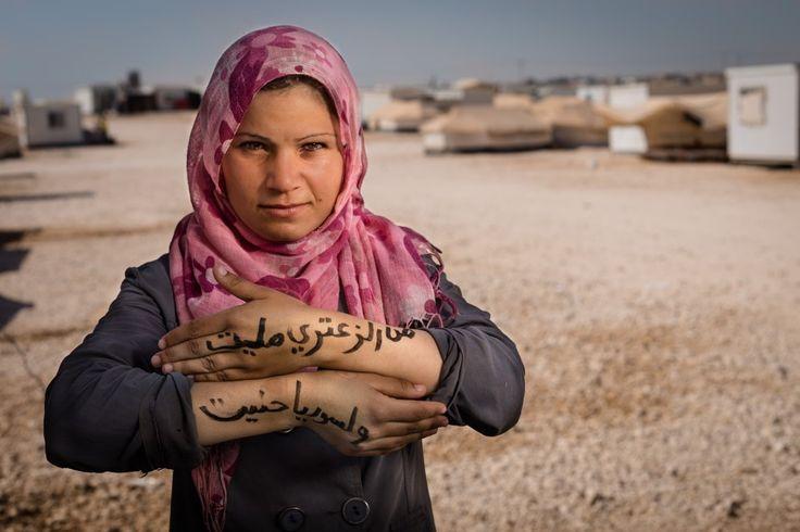 """I am sick of Zataari and I miss Syria."""