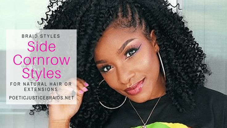 Cornrow styles have been around for decades and have always added flare and pizzazz to the scalp. Intricate designs you can create with them, and did I mention how you can rock cornrow stylesfor a good month and do minimal work?  And if your like me,   #cornrow styles #cornrows with weave #cornrow styles for natural hair #cornrow weave extensions #side cornrows #cornrows to the side #side cornrow hairstyles #cornrows on side of head #side cornrow braids #cornrows on the