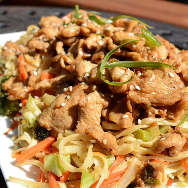 Skillet Chicken Bulgogi | Get dinner on the table quickly with this easy recipe.