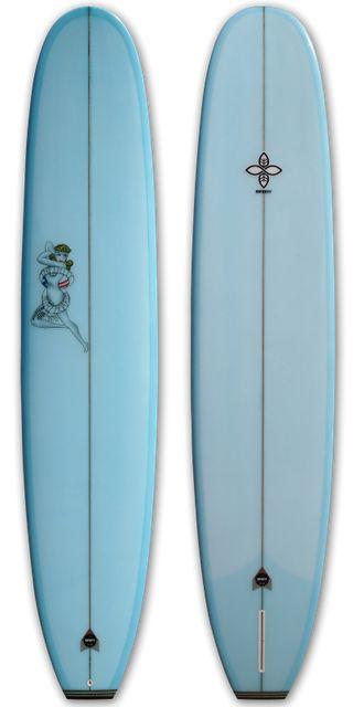 surfboardInfinity Longboards