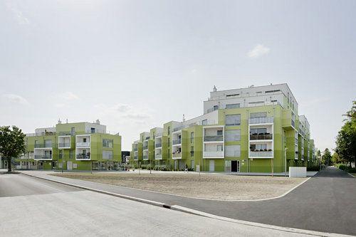 ERZ - Sozialer Wohnbau Erzherzog-Karl-Straße, Foto: Hertha Hurnaus