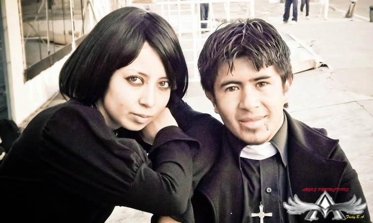 ely y padre ricardo modelos erika dani - jorge puentes foto fredy barbosa
