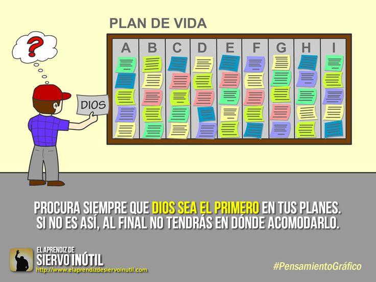 #PensamientoGráfico - Plan de Vida