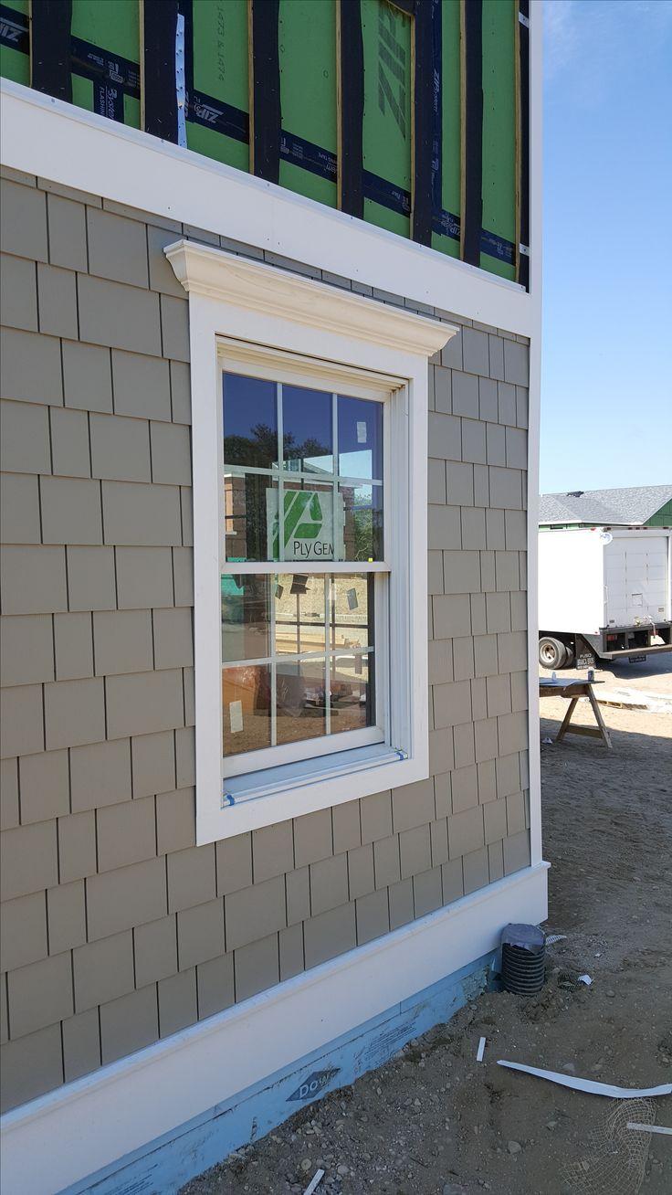 Exterion Window Trim